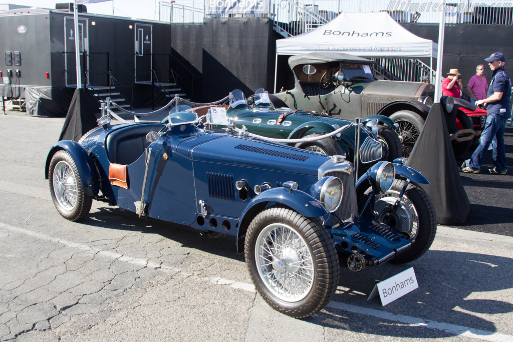 Riley 12/4 Special - Chassis: 22T572   - 2016 Monterey Motorsports Reunion