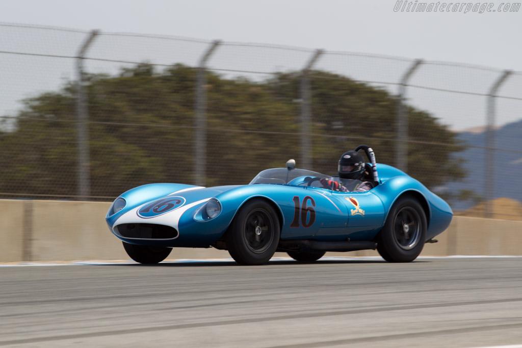 Scarab Mk1 - Chassis: 001 - Driver: David Swig  - 2016 Monterey Motorsports Reunion