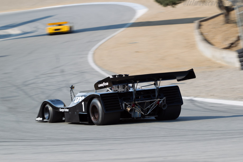 Shadow DN4 - Chassis: DN4-2A - Driver: Fred Cziska  - 2016 Monterey Motorsports Reunion