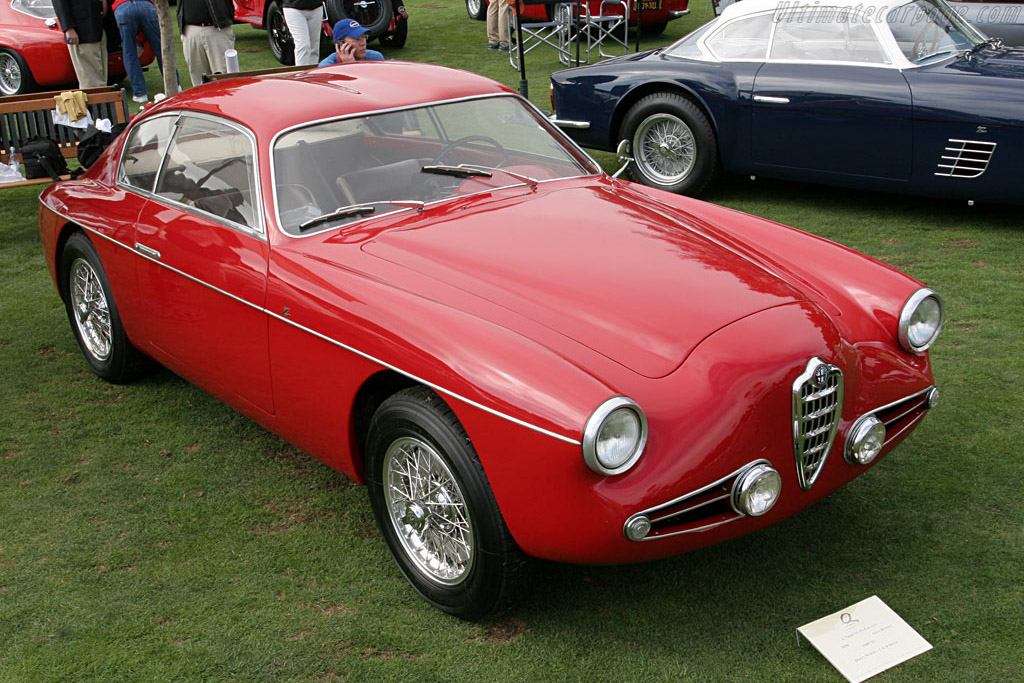 Alfa Romeo 1900 Zagato    - 2006 The Quail, a Motorsports Gathering