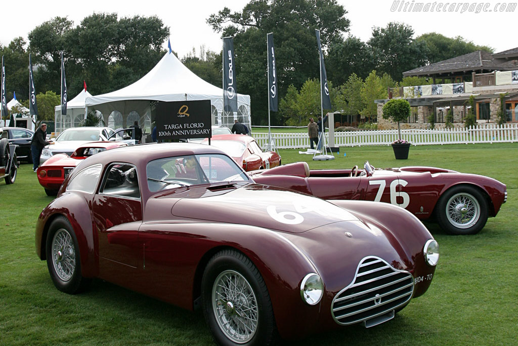 Alfa Romeo 6C 2500 Competizione - Chassis: 920002 - Entrant: David B. Smith  - 2006 The Quail, a Motorsports Gathering