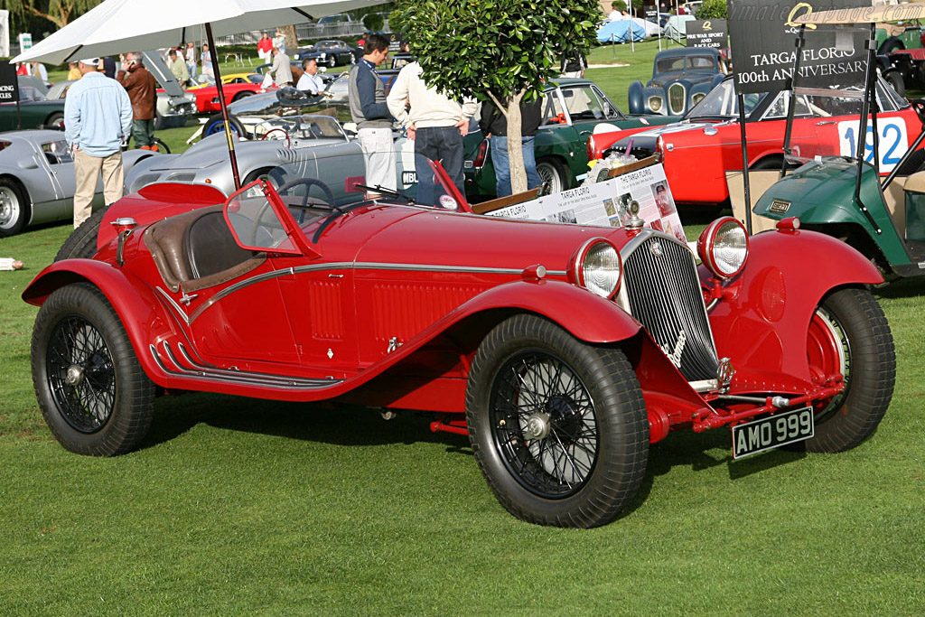 Alfa Romeo 8C 2300 - Chassis: 2111035   - 2006 The Quail, a Motorsports Gathering