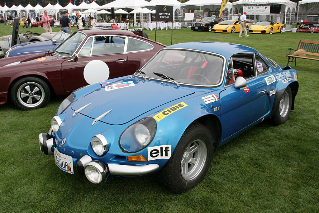 Alpine A110 1600 S    - 2006 The Quail, a Motorsports Gathering
