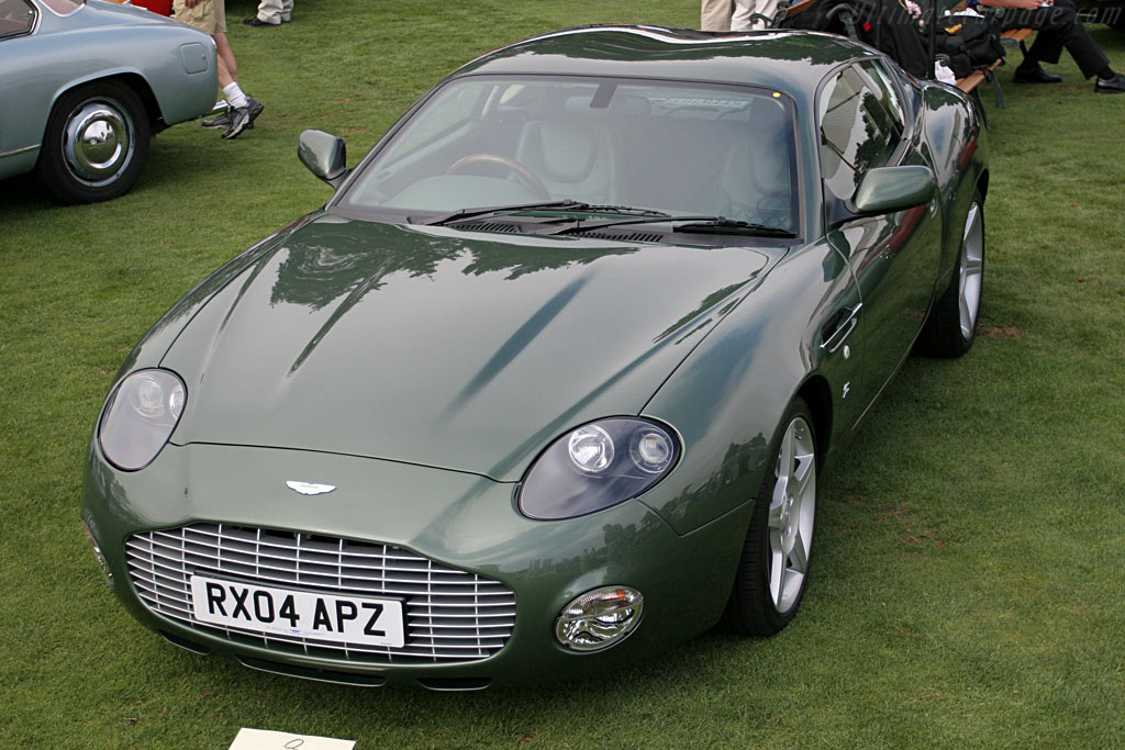 Aston Martin DB7 Zagato    - 2006 The Quail, a Motorsports Gathering