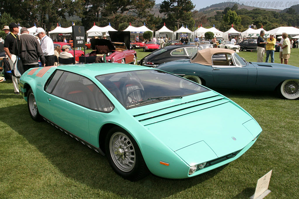 Bizzarrini Manta - Chassis: P538 - 003   - 2006 The Quail, a Motorsports Gathering