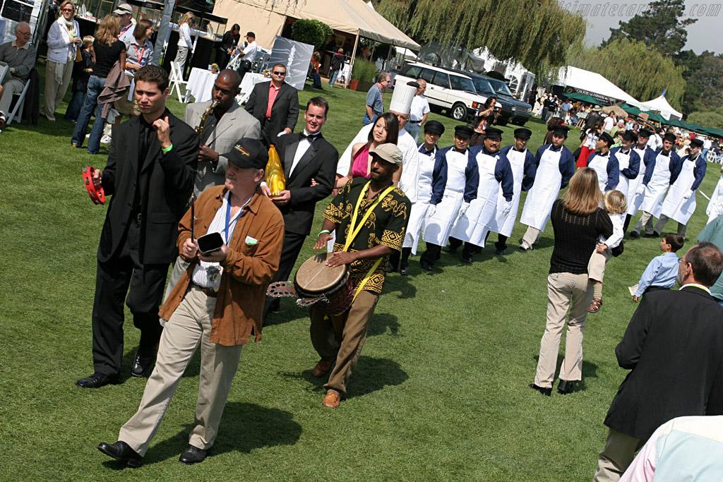 Chef Parade    - 2006 The Quail, a Motorsports Gathering