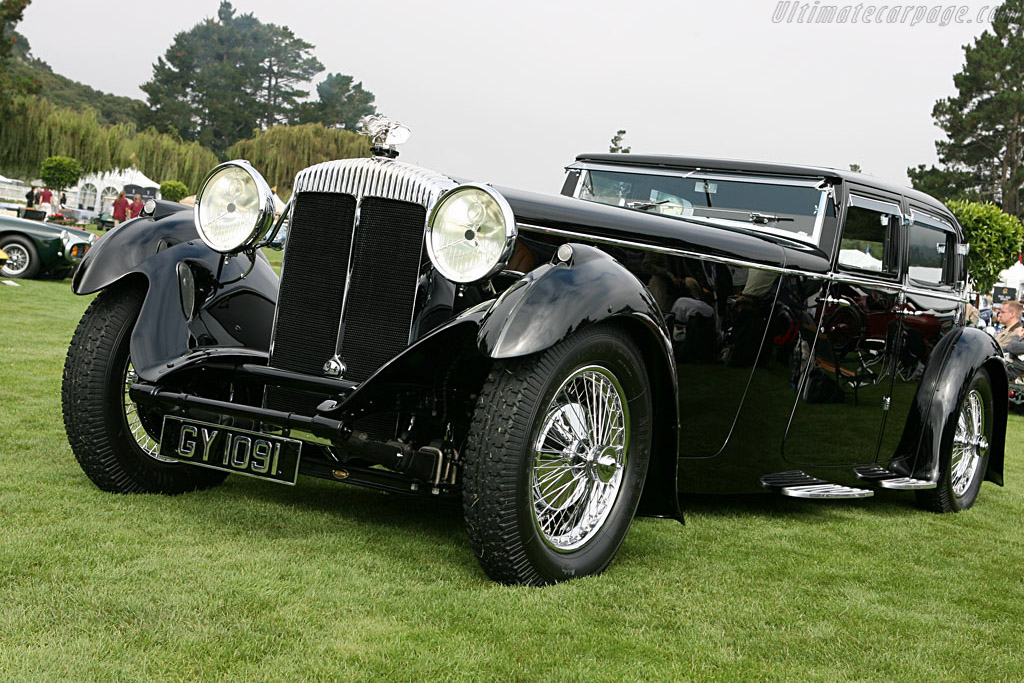 Daimler Double Six Forty Walter Sport Saloon - Chassis: 32382   - 2006 The Quail, a Motorsports Gathering