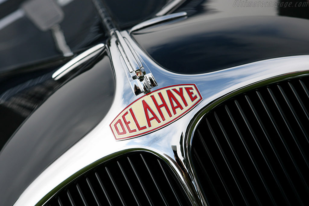 Delahaye 135 MS Cabriolet    - 2006 The Quail, a Motorsports Gathering