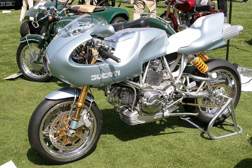 Ducati MH 900e Custom    - 2006 The Quail, a Motorsports Gathering