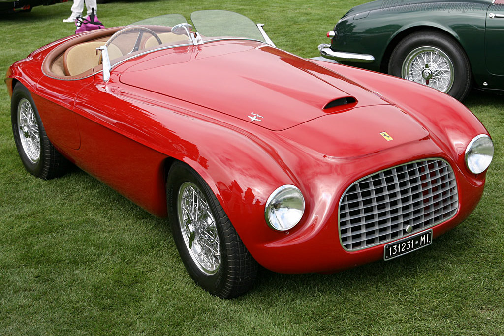 Ferrari 166 MM Touring Barchetta - Chassis: 0006M   - 2006 The Quail, a Motorsports Gathering