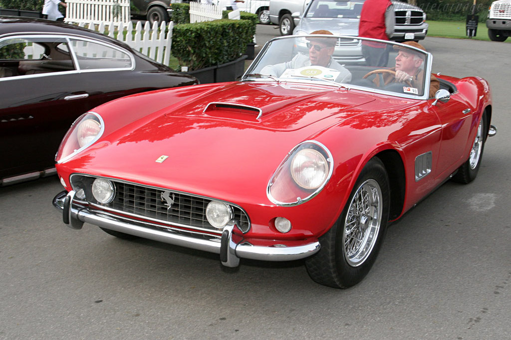 Ferrari 250 GT LWB California Spyder - Chassis: 1663GT   - 2006 The Quail, a Motorsports Gathering