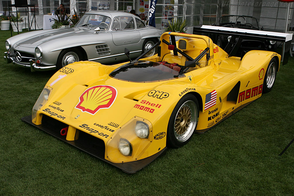 Ferrari 333 SP - Chassis: 014  - 2006 The Quail, a Motorsports Gathering