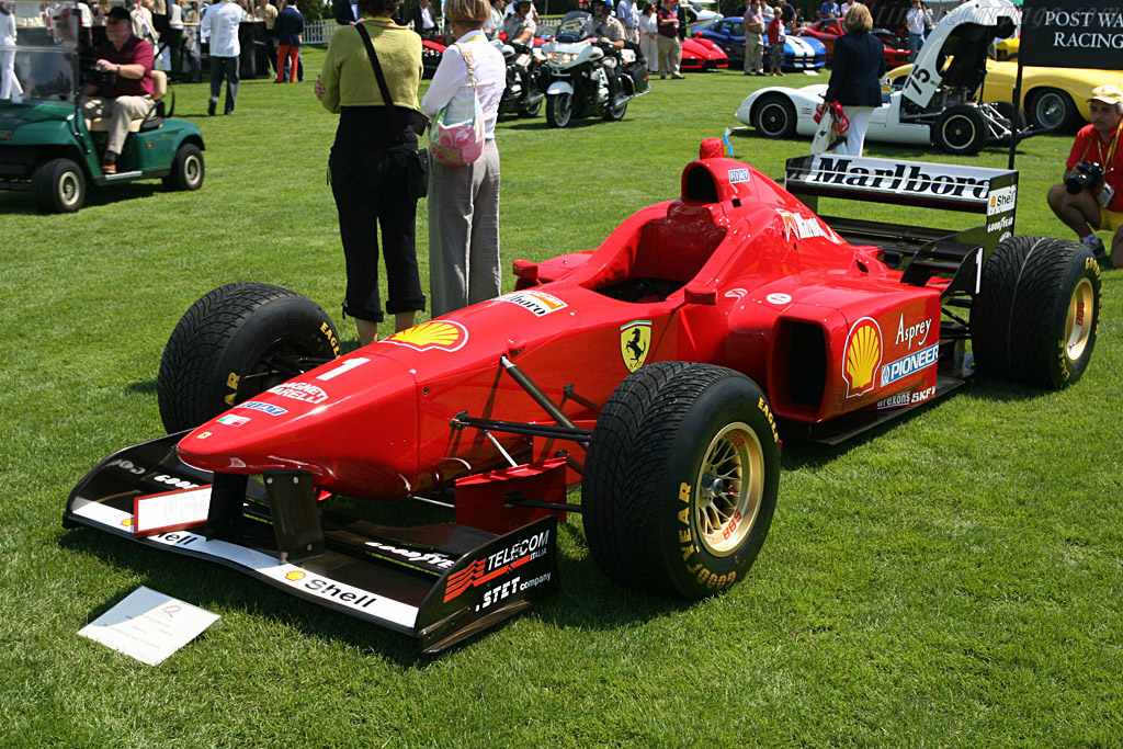 Ferrari F310    - 2006 The Quail, a Motorsports Gathering