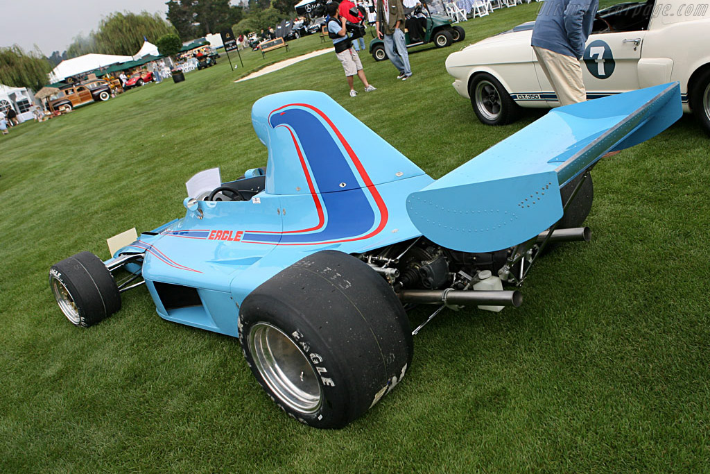 Gurney Eagle F5000    - 2006 The Quail, a Motorsports Gathering