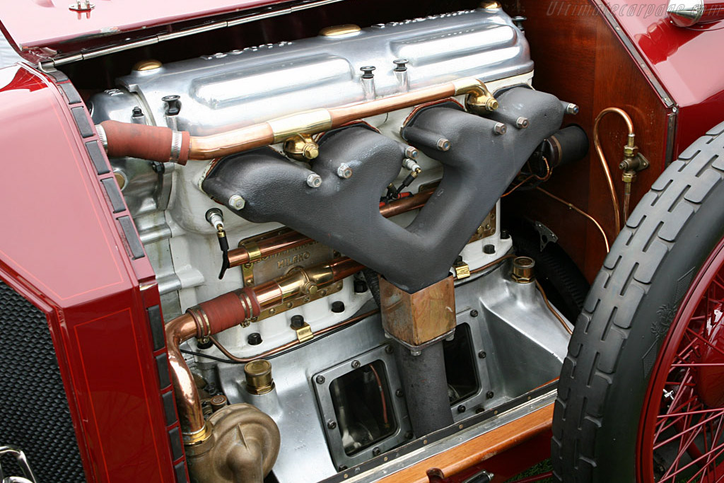 Isotta Fraschini KM - Chassis: 5645   - 2006 The Quail, a Motorsports Gathering