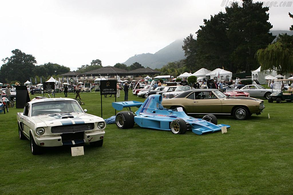 Laguna Seca 50th Anniversary    - 2006 The Quail, a Motorsports Gathering