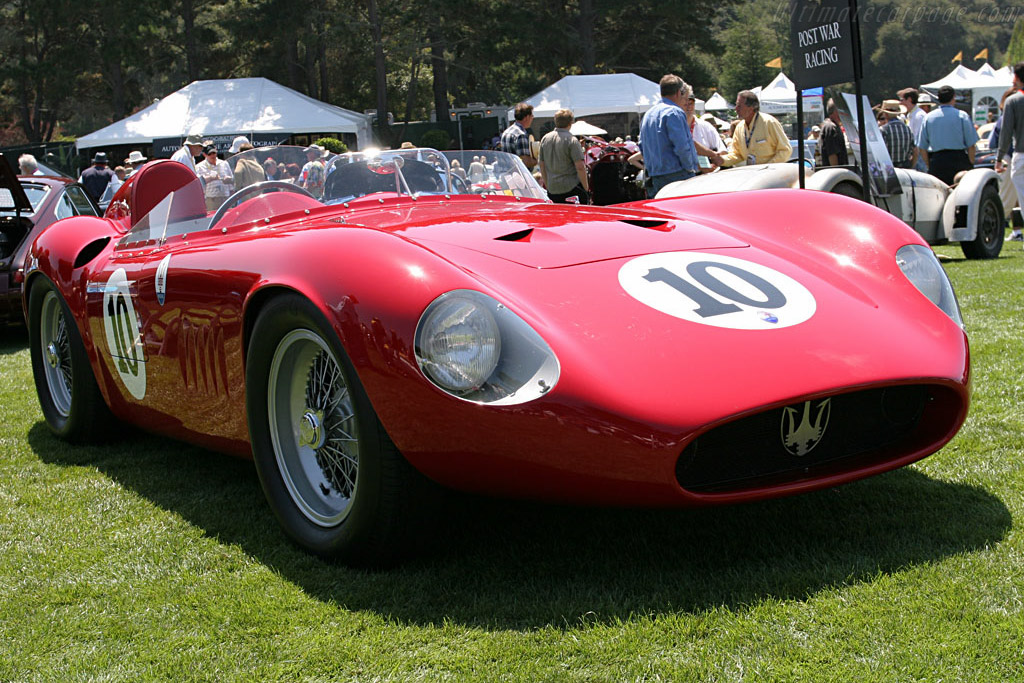 Maserati 300S - Chassis: 3083   - 2006 The Quail, a Motorsports Gathering