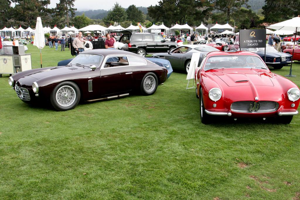 Maserati A6G 2000 Zagato Coupe - Chassis: 2121   - 2006 The Quail, a Motorsports Gathering