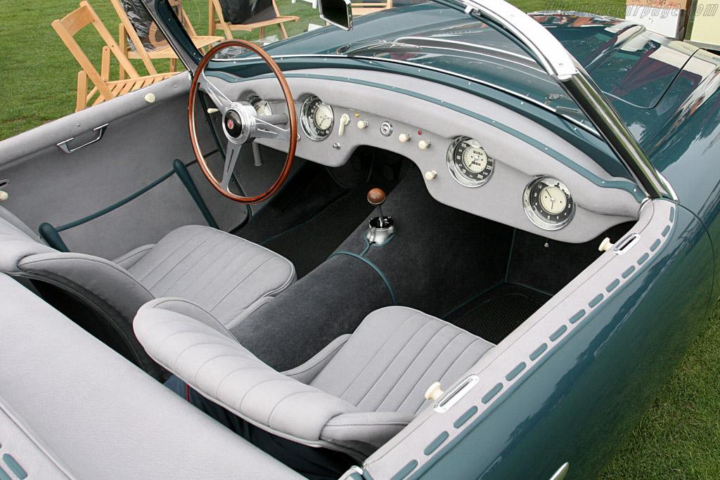 Maserati A6G 2000 Zagato Spider - Chassis: 2101   - 2006 The Quail, a Motorsports Gathering