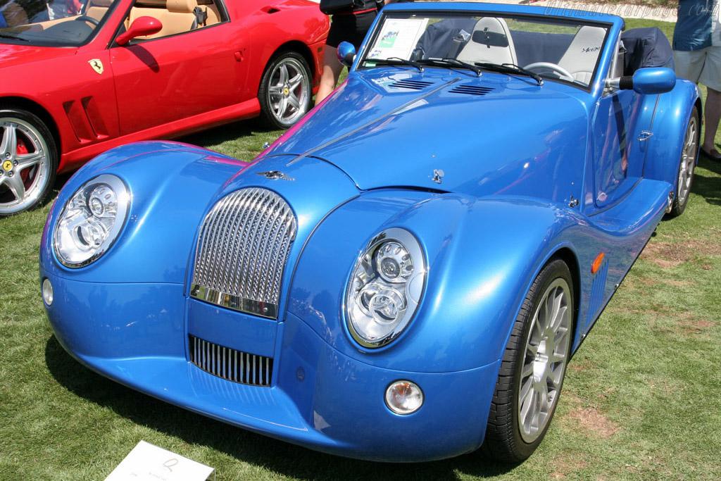 Morgan Aero 8    - 2006 The Quail, a Motorsports Gathering