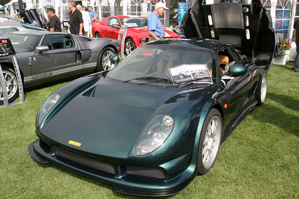 Noble M12    - 2006 The Quail, a Motorsports Gathering