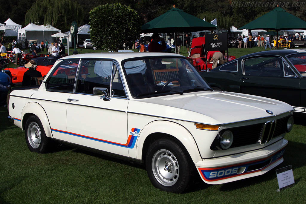 Bmw Sports Car >> BMW 2002 Turbo - 2008 The Quail, a Motorsports Gathering