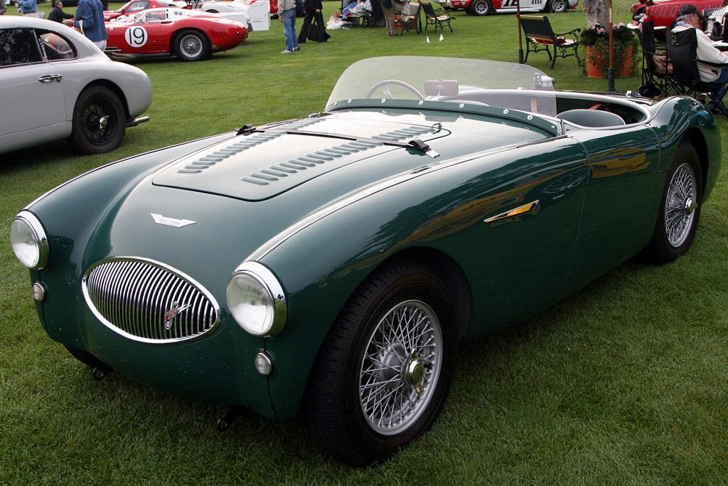 Austin Healey 100S - Chassis: AHS 3505   - 2008 The Quail, a Motorsports Gathering