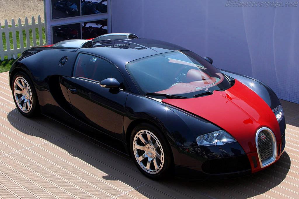 Bugatti 16.4 Veyron    - 2008 The Quail, a Motorsports Gathering