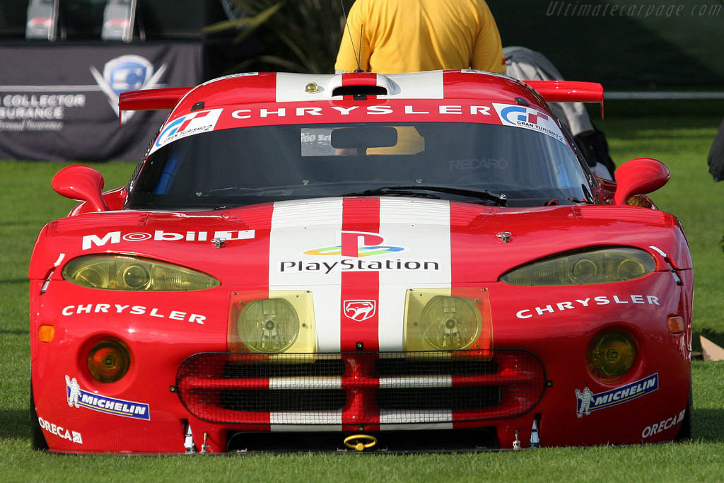 Dodge Viper GTS-R - Chassis: C31   - 2008 The Quail, a Motorsports Gathering