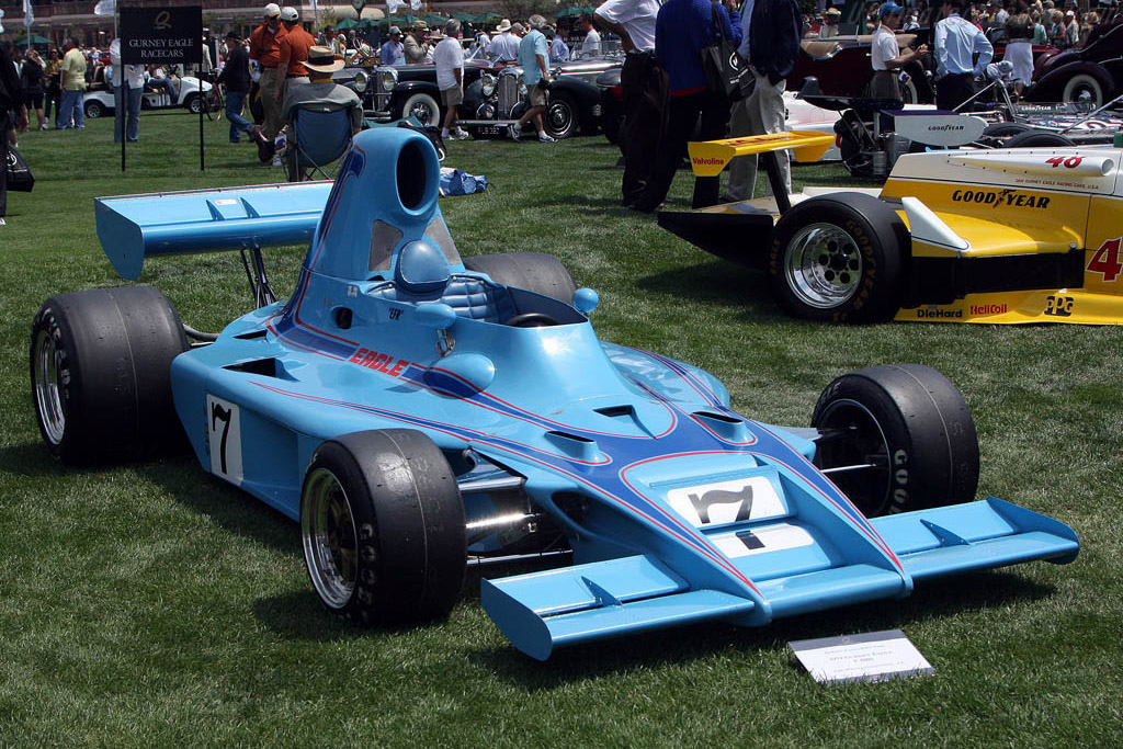 Eagle 74A Chevrolet - Chassis: 001   - 2008 The Quail, a Motorsports Gathering