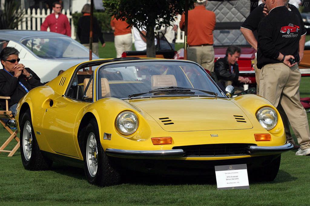 Ferrari 246 GTS Dino    - 2008 The Quail, a Motorsports Gathering