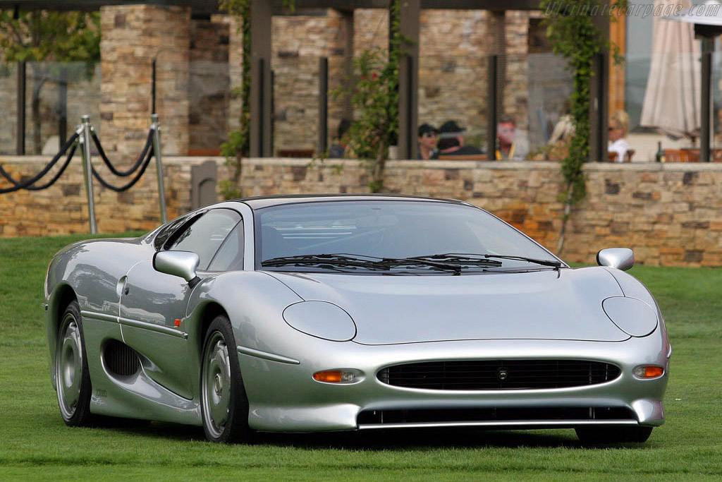 Jaguar XJ220    - 2008 The Quail, a Motorsports Gathering