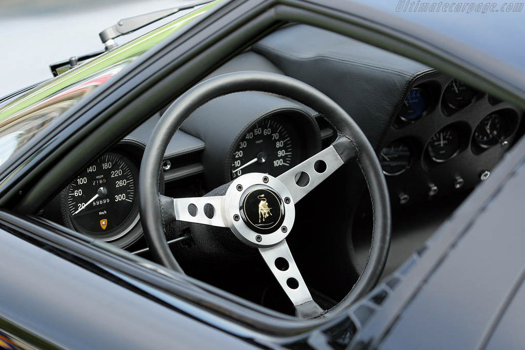 Lamborghini Miura    - 2008 The Quail, a Motorsports Gathering
