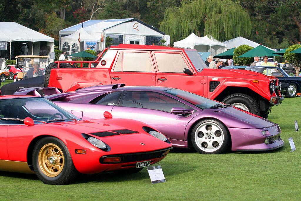 Lamborghinis    - 2008 The Quail, a Motorsports Gathering