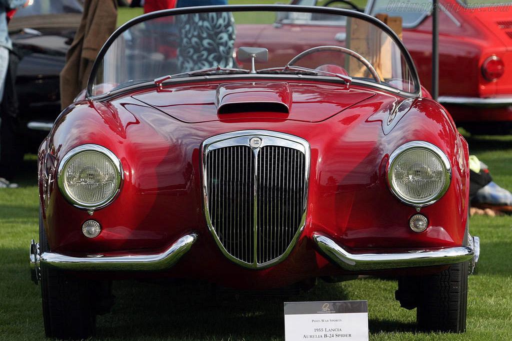 Lancia Aurelia B24 Spider    - 2008 The Quail, a Motorsports Gathering