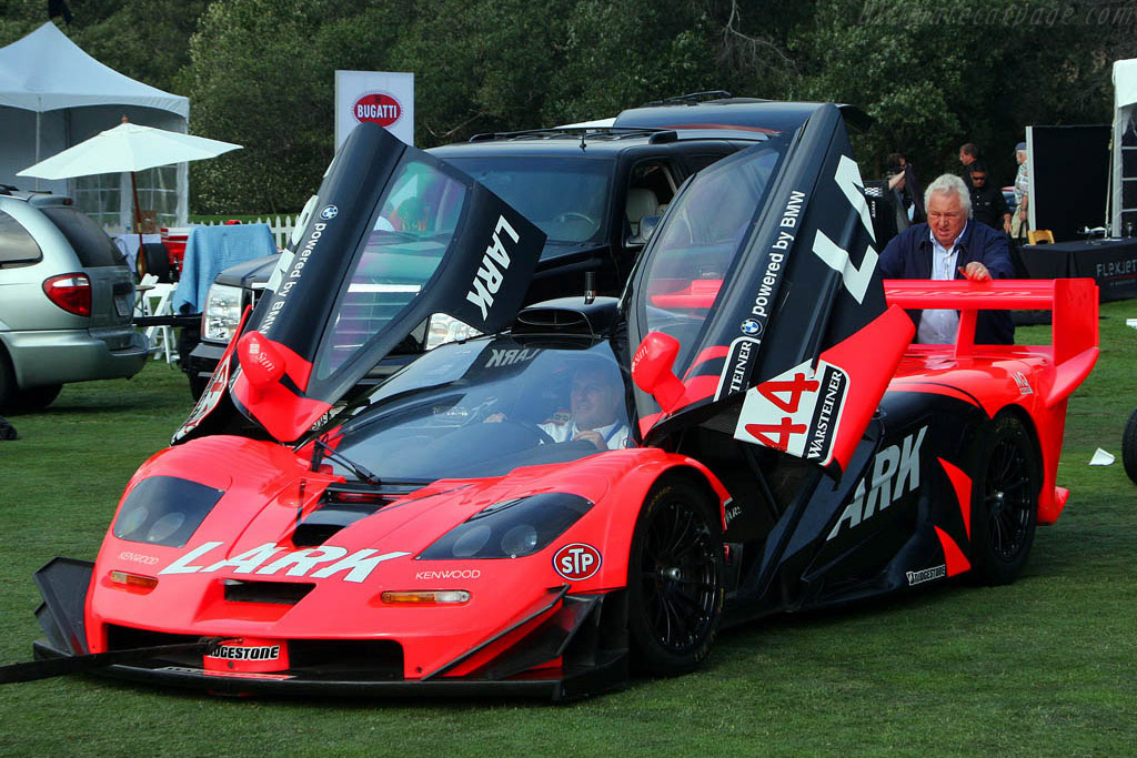McLaren F1 GTR Longtail - Chassis: 19R   - 2008 The Quail, a Motorsports Gathering