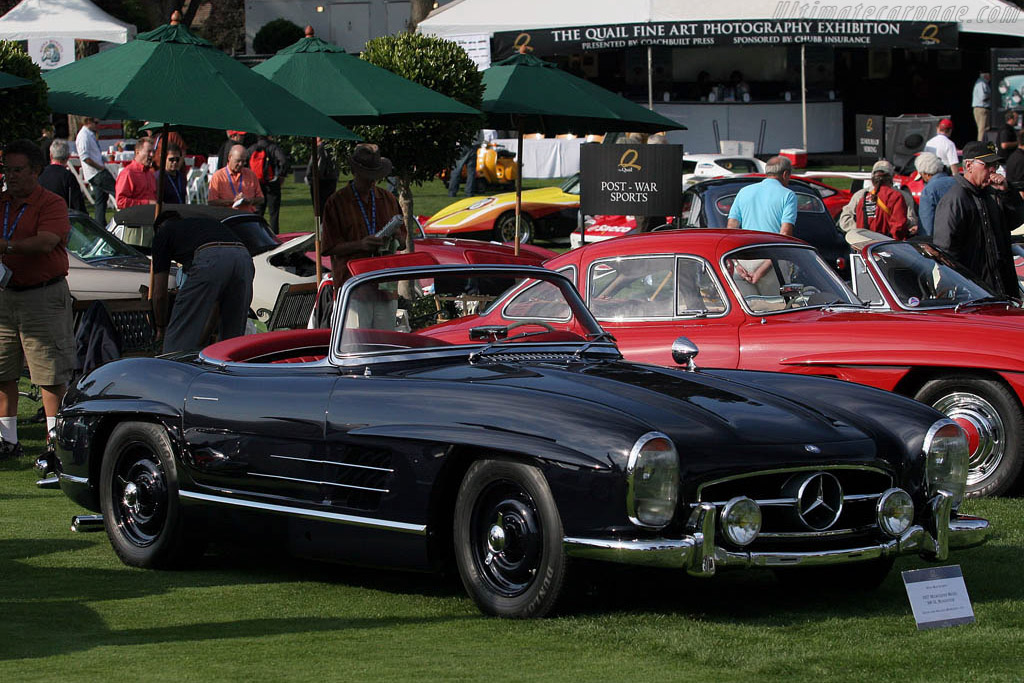 Mercedes Benz 300 SL Roadster    - 2008 The Quail, a Motorsports Gathering
