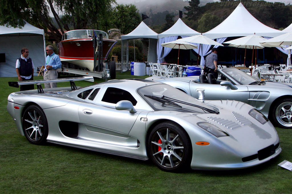 Mosler MT900    - 2008 The Quail, a Motorsports Gathering