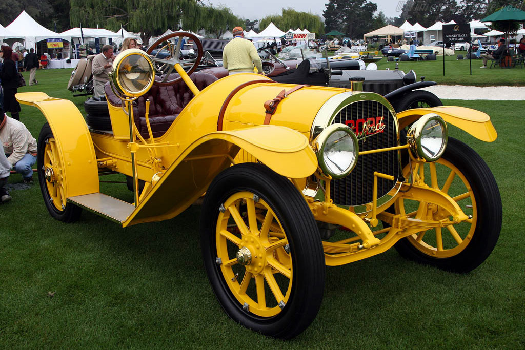 Pope Hartford Portola Roadster    - 2008 The Quail, a Motorsports Gathering