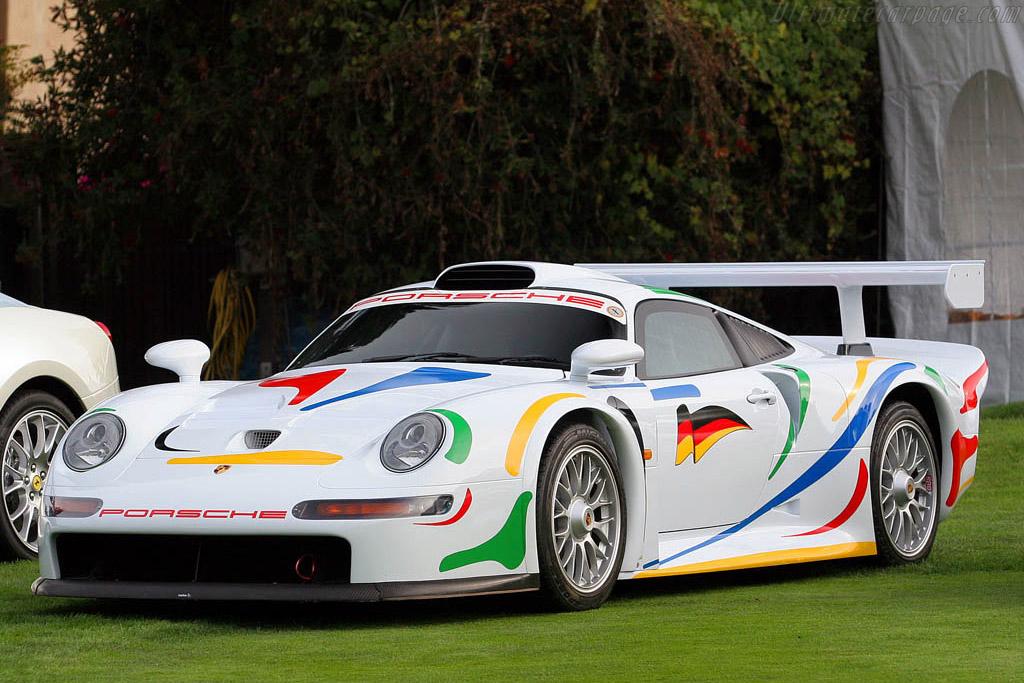 Porsche 993 GT1 R    - 2008 The Quail, a Motorsports Gathering