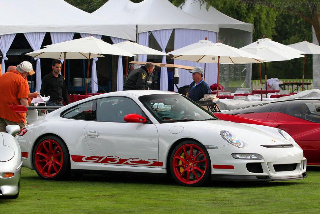 Porsche 997 GT3 RS    - 2008 The Quail, a Motorsports Gathering