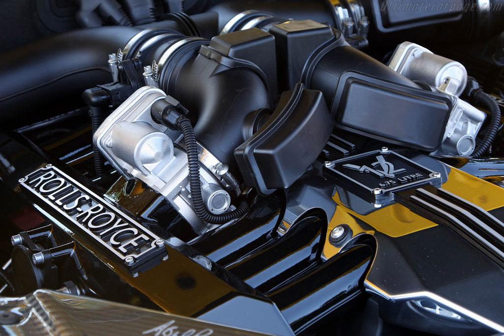 Rolls-Royce Phantom Drophead Coupe    - 2008 The Quail, a Motorsports Gathering