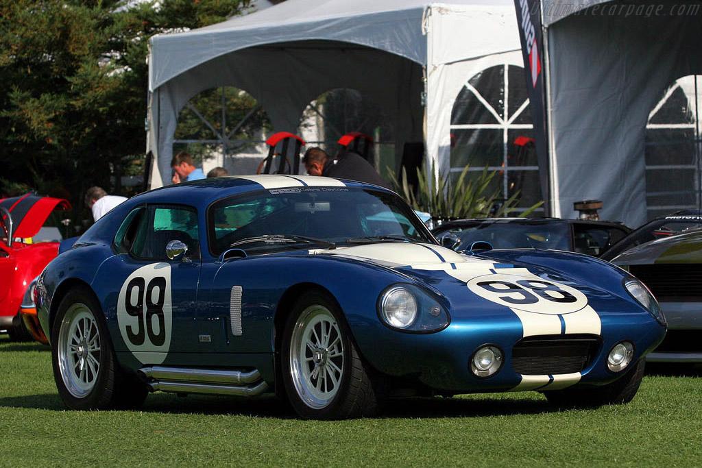 Superformance Daytona Coupe    - 2008 The Quail, a Motorsports Gathering