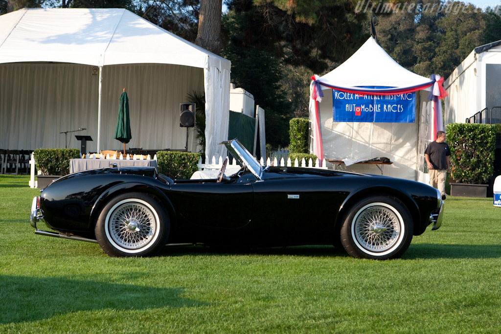 AC Shelby Cobra 289 - Chassis: CSX2100   - 2009 The Quail, a Motorsports Gathering