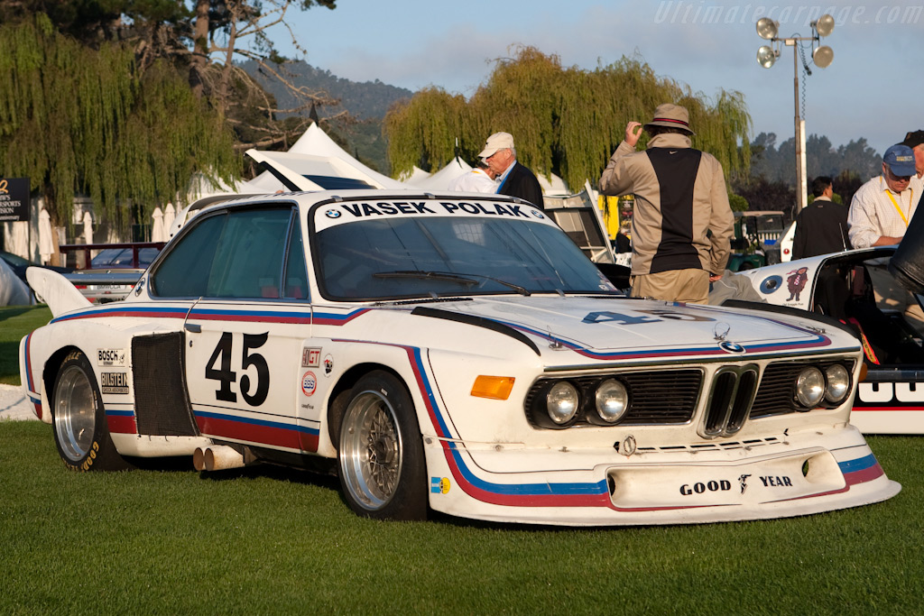 BMW 3.0 CSL - Chassis: 2275988   - 2009 The Quail, a Motorsports Gathering
