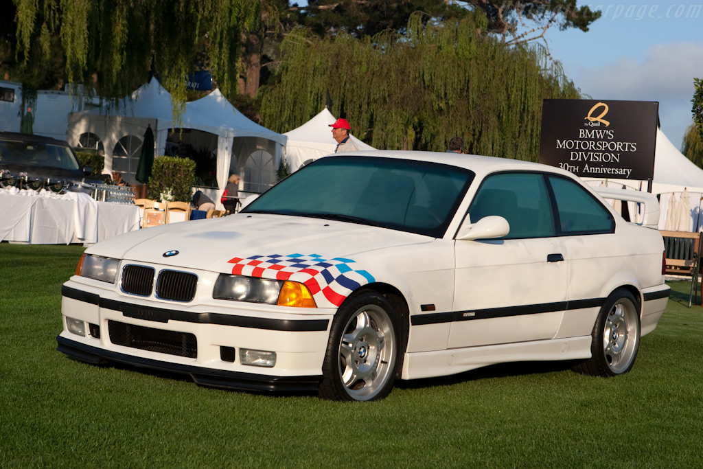 BMW E36 M3 Lightweight    - 2009 The Quail, a Motorsports Gathering