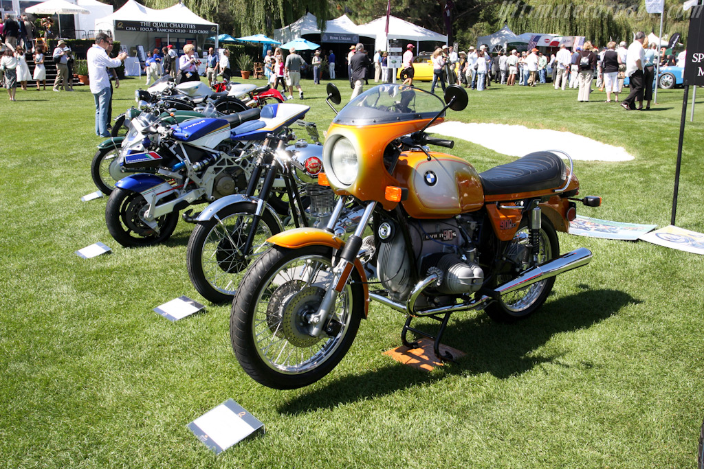BMW R90S    - 2009 The Quail, a Motorsports Gathering