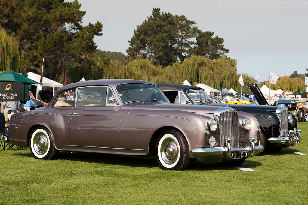 Bentley S1 Continental    - 2009 The Quail, a Motorsports Gathering