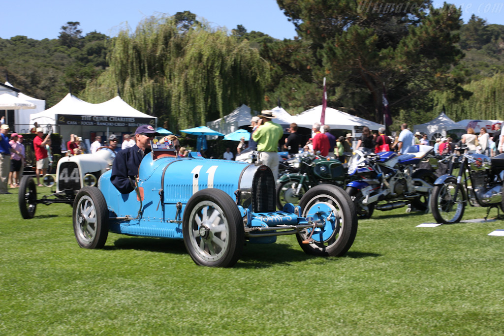 Bugatti Type 37A    - 2009 The Quail, a Motorsports Gathering