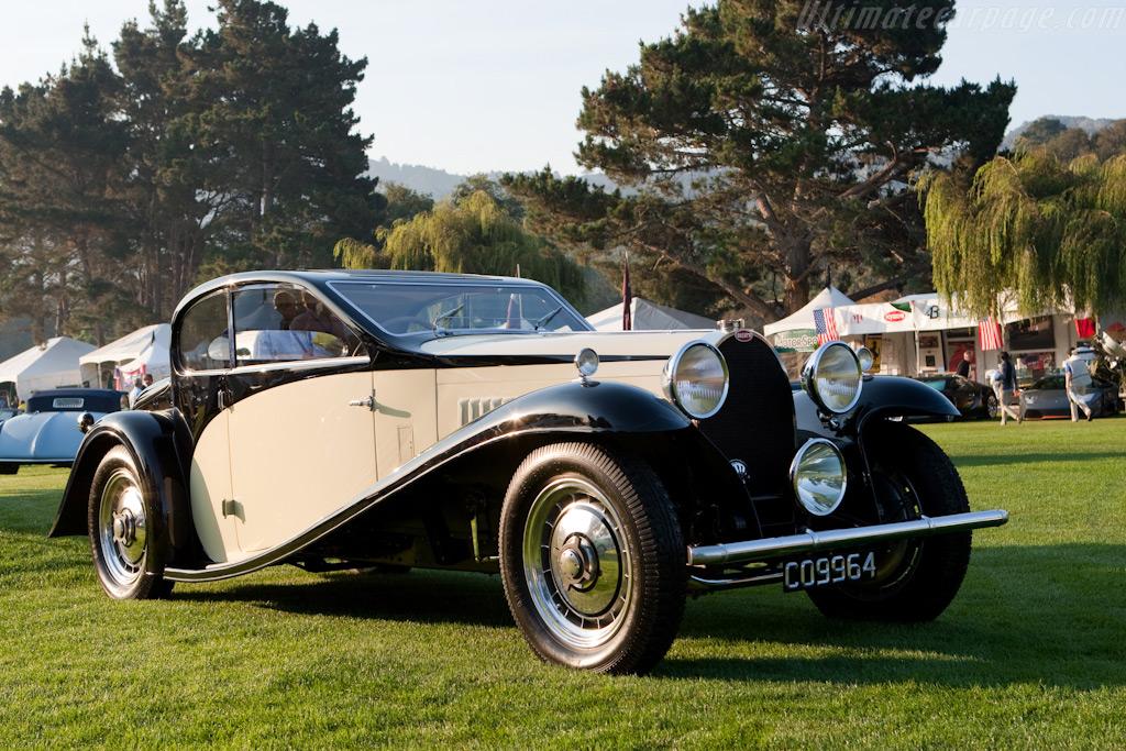 Bugatti Type 46 - Chassis: 46136   - 2009 The Quail, a Motorsports Gathering